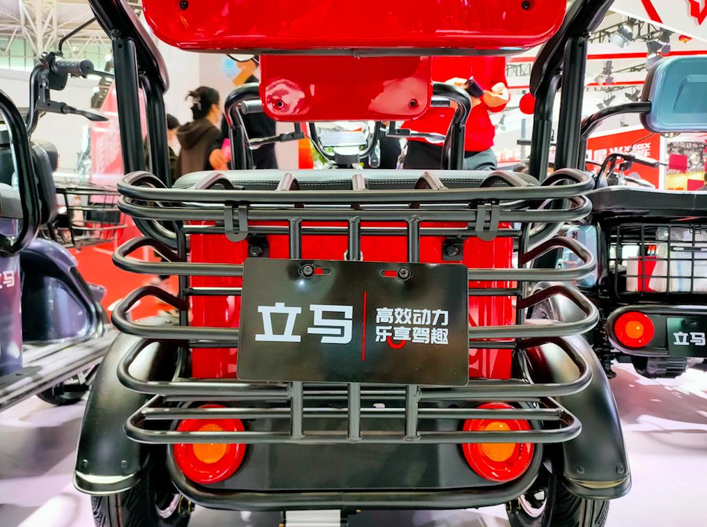 2款休闲电动三轮车首发,配60V电池,续航85公里以上