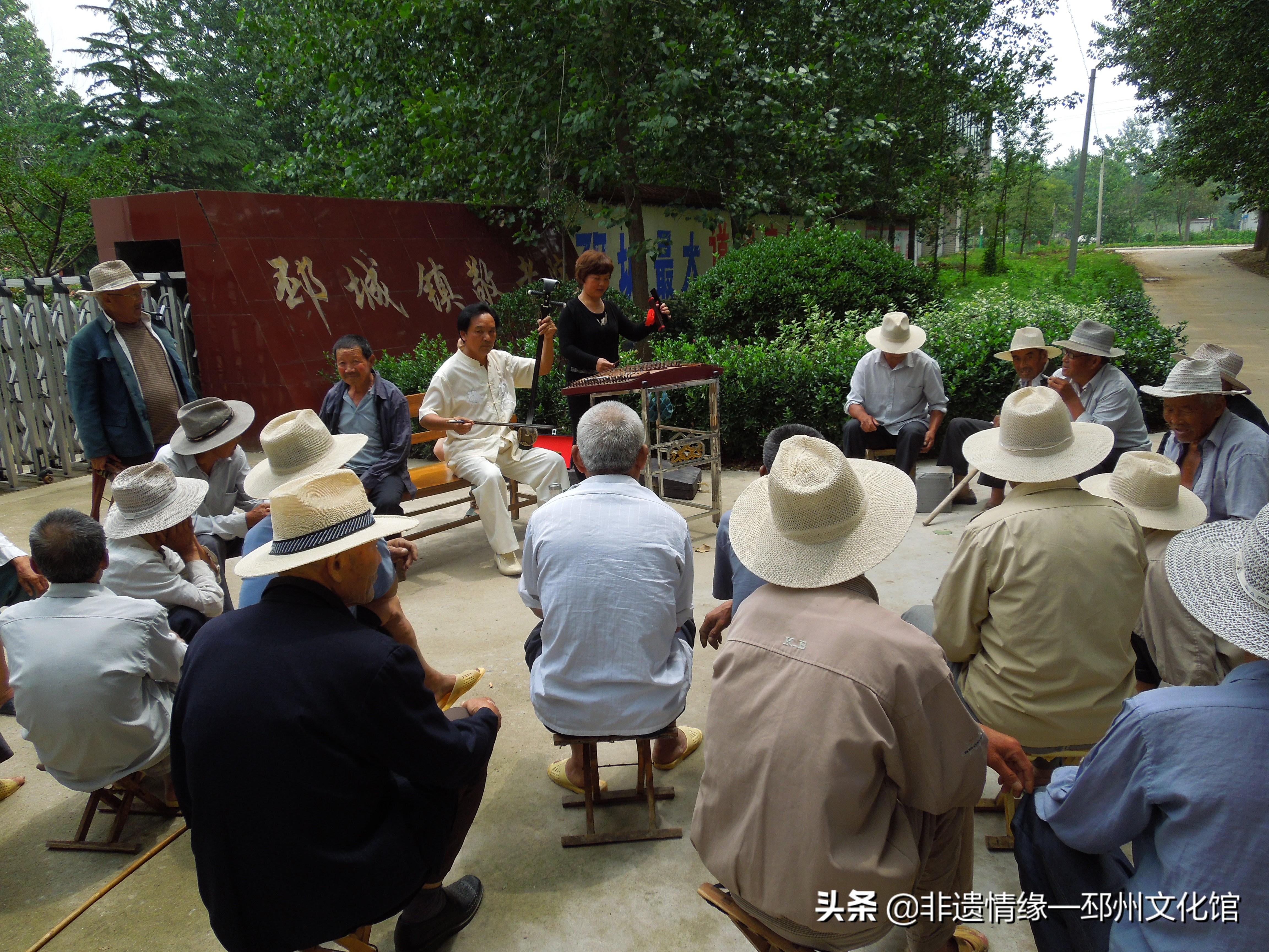 《邳州非遗-你身边的传统文化》(一)非遗保护项目总体情况