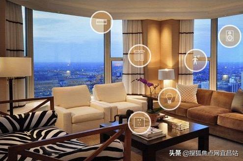 宜昌中心·天宸府:智能家居系统 打造科技健康豪宅