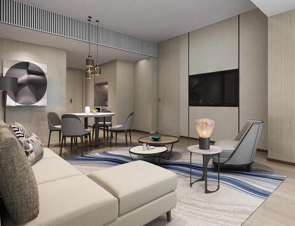 绍兴苏宁希尔顿酒店及公寓即将璀璨启幕越城