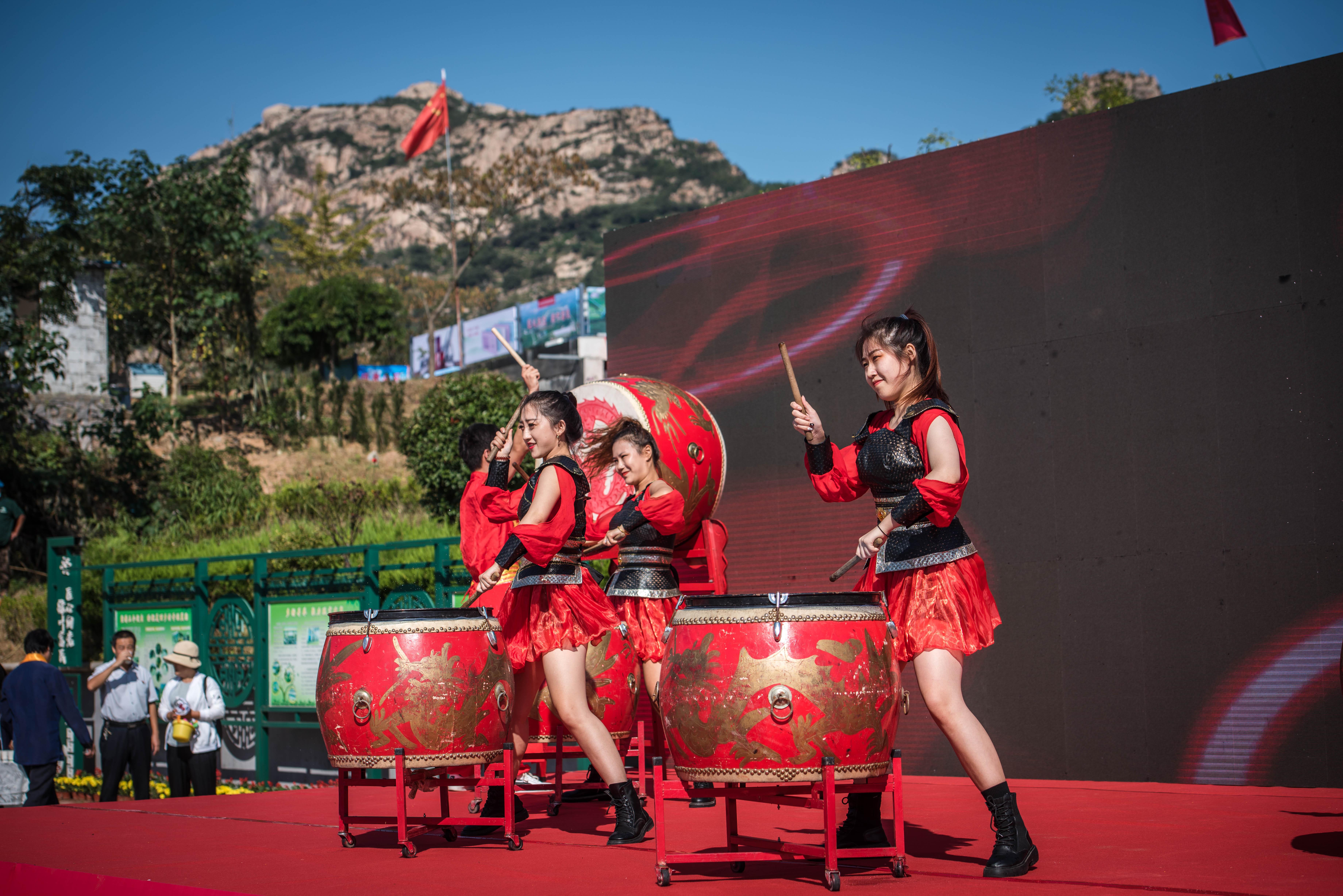 2020第三届国际孔子茶文化节在山东日照隆重开幕