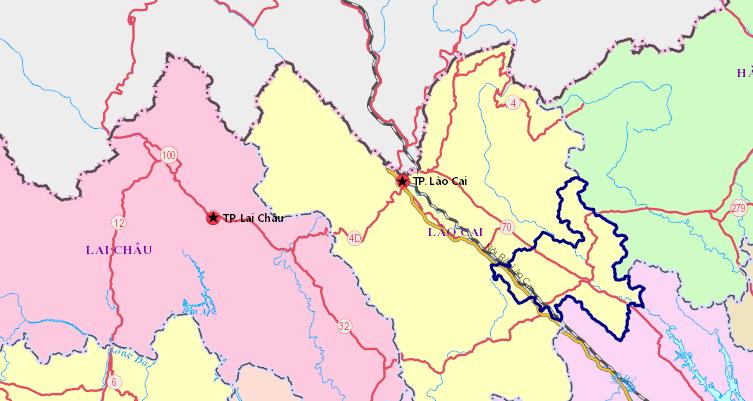 中国陕西省的保安县更名为志丹县,越南老街省却仍有保安县