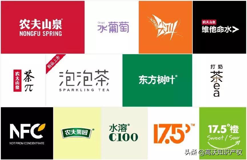 """成就半小时中国首富,农夫山泉的知识产权布局如何""""炼""""成的?"""