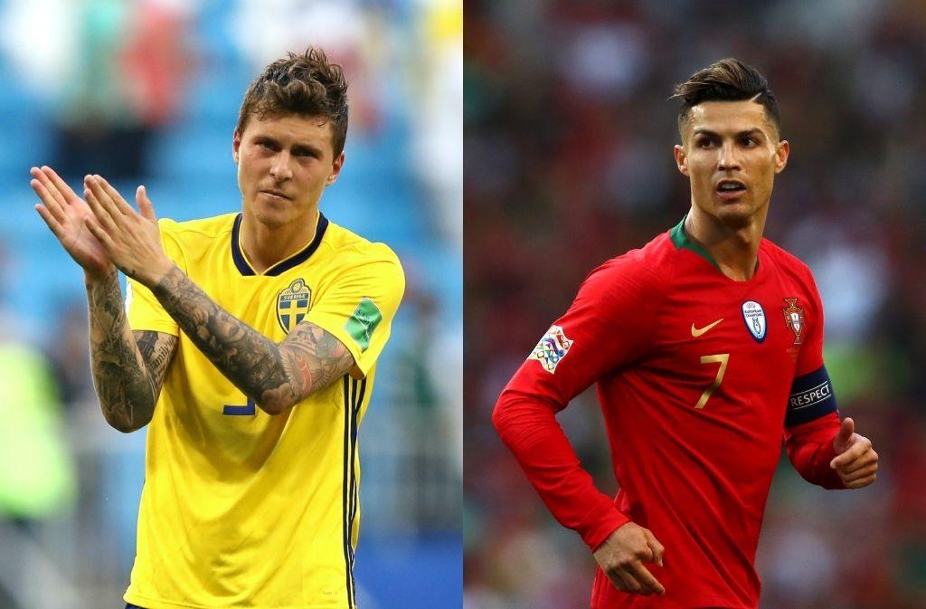 「欧国联」瑞典vs葡萄牙,瑞典防线房防得住葡萄牙锋线吗?