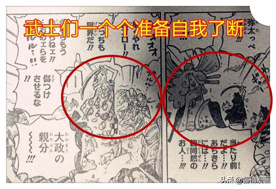 海賊王1007話,德雷克解答赤犬忌憚武士,大和吐槽龍形桃之助