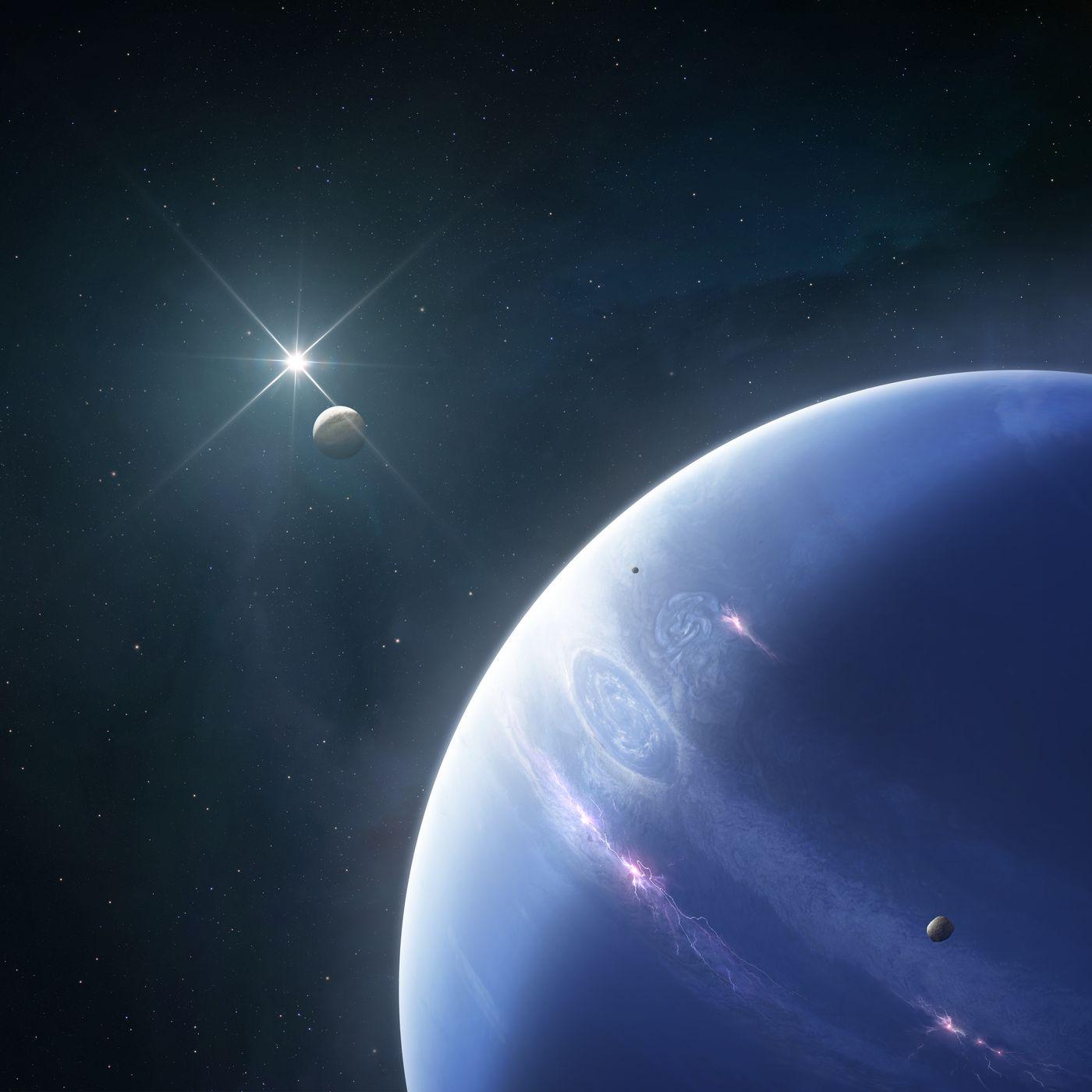 太阳系第三大风暴,比地球还大,最近出现了诡异的变化