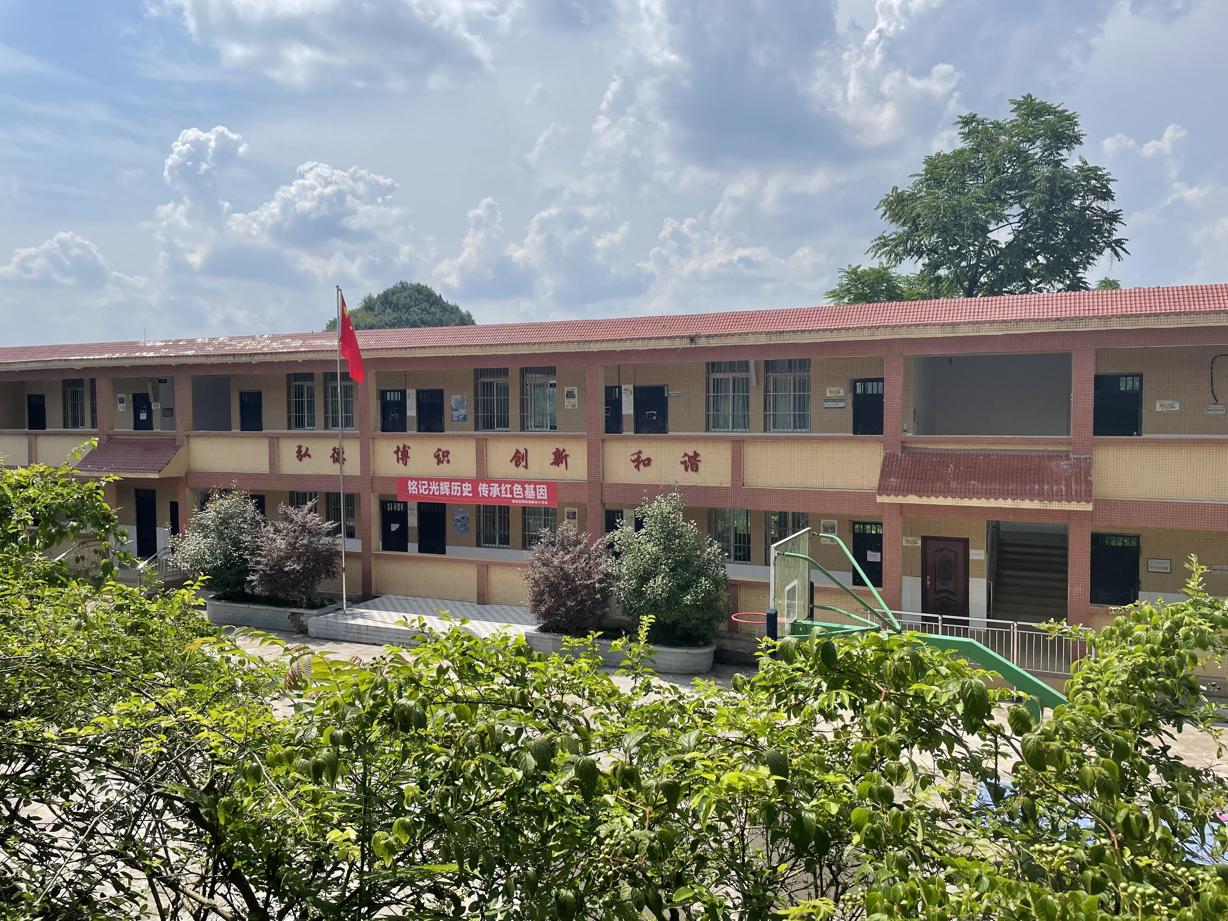 蓬溪教体局深入基层学校指导撤并工作