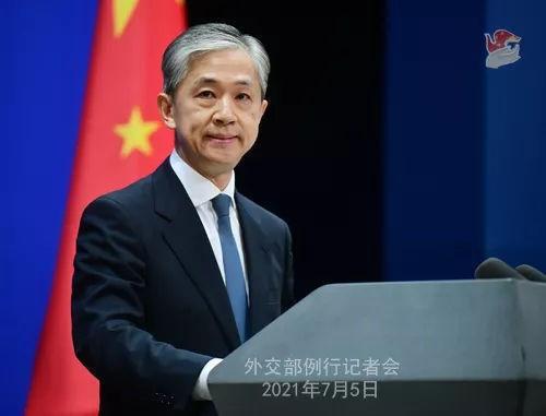 """""""不允许攻击中国""""!塔利班作出重大承诺,汪文斌回应堪称一绝"""