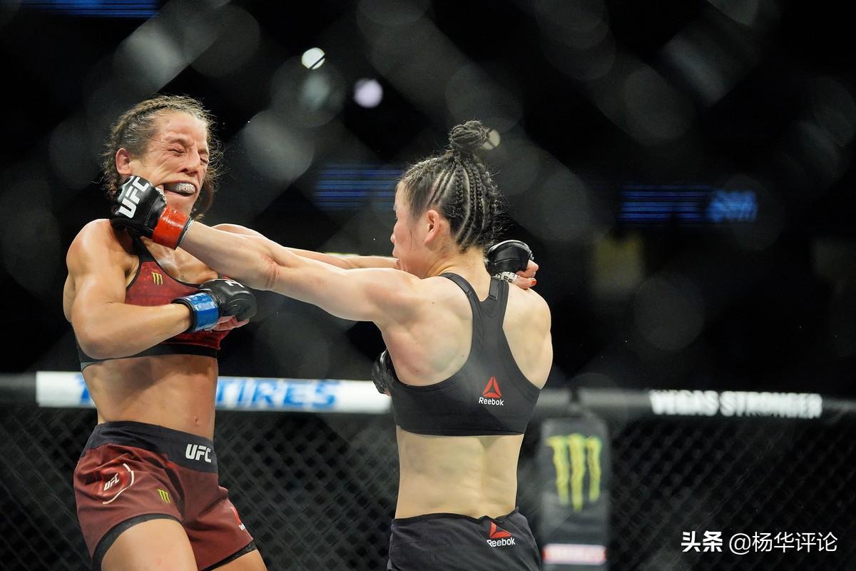 乔安娜拒绝UFC其他拳手挑战,暗示打张伟丽才能赚大钱