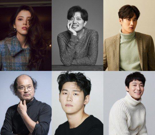韩素希搭配众多实力演员,出演复仇新剧,实现演技变身