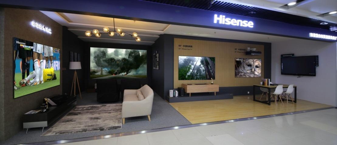 从电视市场管窥海信电视黑科技,新品L系直接对话日韩品牌