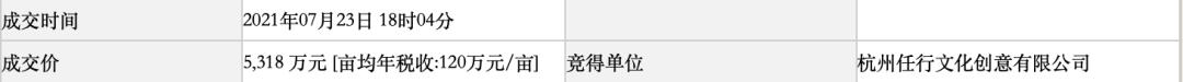 """吴晓波笑了!豪掷5000万,拿下杭州""""中关村""""地块"""