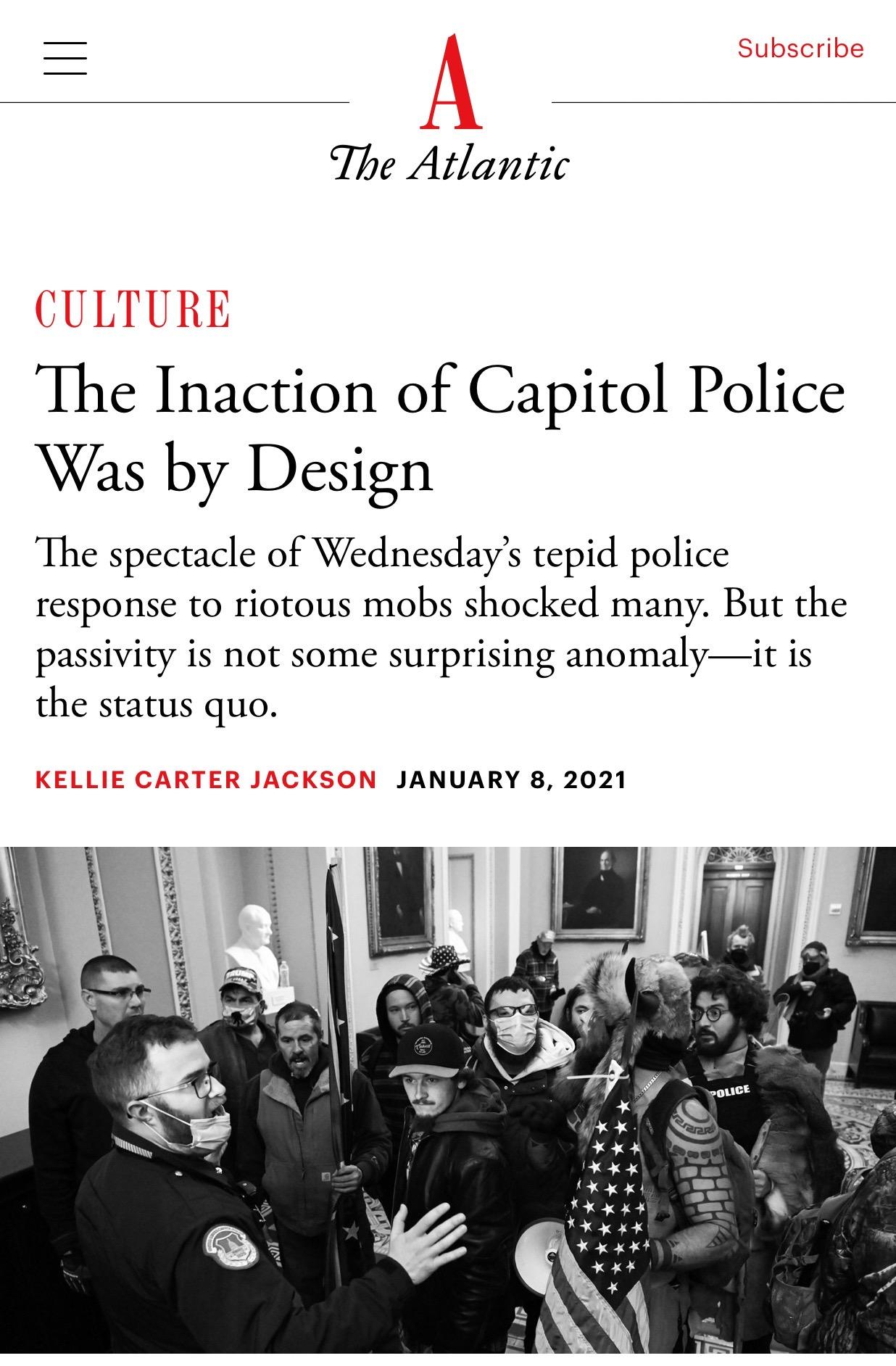 北美观察丨竟与抗议者合影 美国警察什么情况