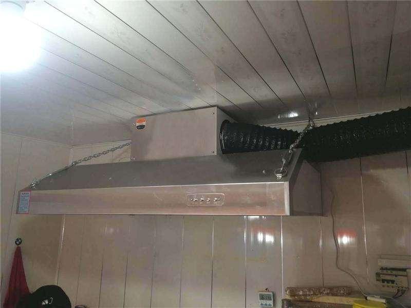 食堂/饭店油烟机排烟罩的制作要求、安装方法及日常养护方法