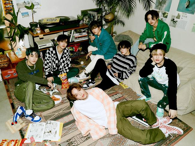 NCT Dream成为上半年销量冠军,正规专辑销量达到323万张