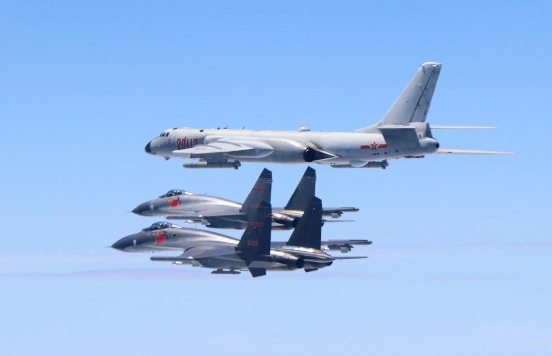 中日两国战机在钓鱼岛空域较量已见分晓,日本为何主动认怂?