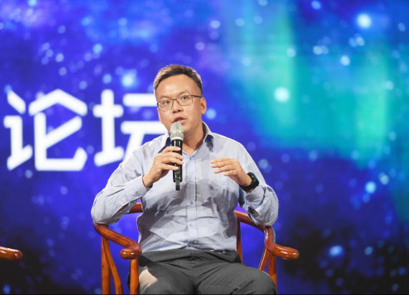 百度集团副总裁侯震宇:打造AI-Native云计算架构
