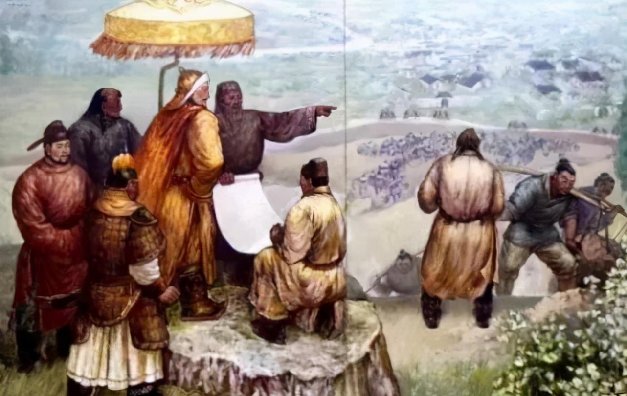 王德恒:身为皇上的金太宗缘何朝堂上被打板子?
