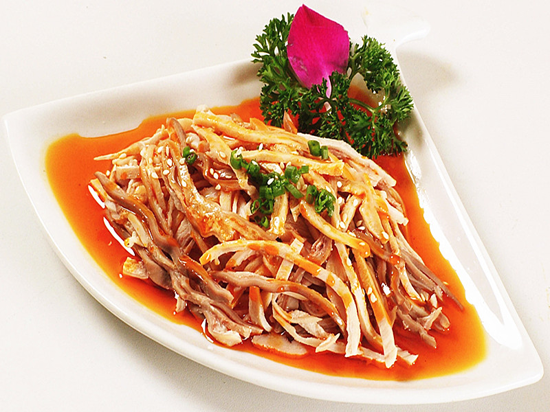红油猪肚 做法简单 鲜辣爽口 营养味美 好吃的很 喜欢的收藏