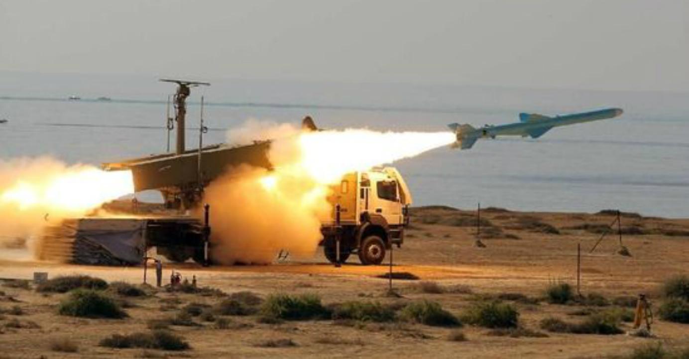 核潜艇直奔伊朗,美国人担心:中国武器布满了整个波斯湾沿岸