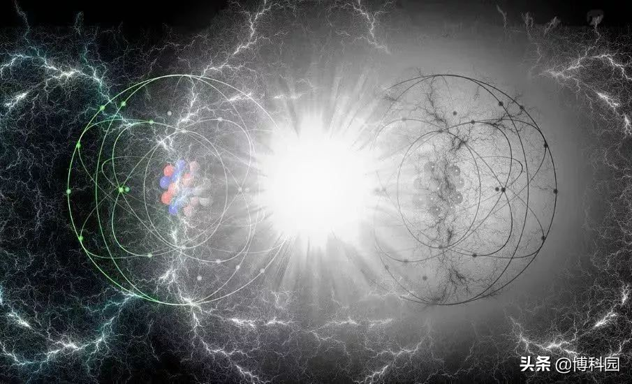 重磅!首次在反物质中,测量到量子效应,或将动摇粒子标准模型