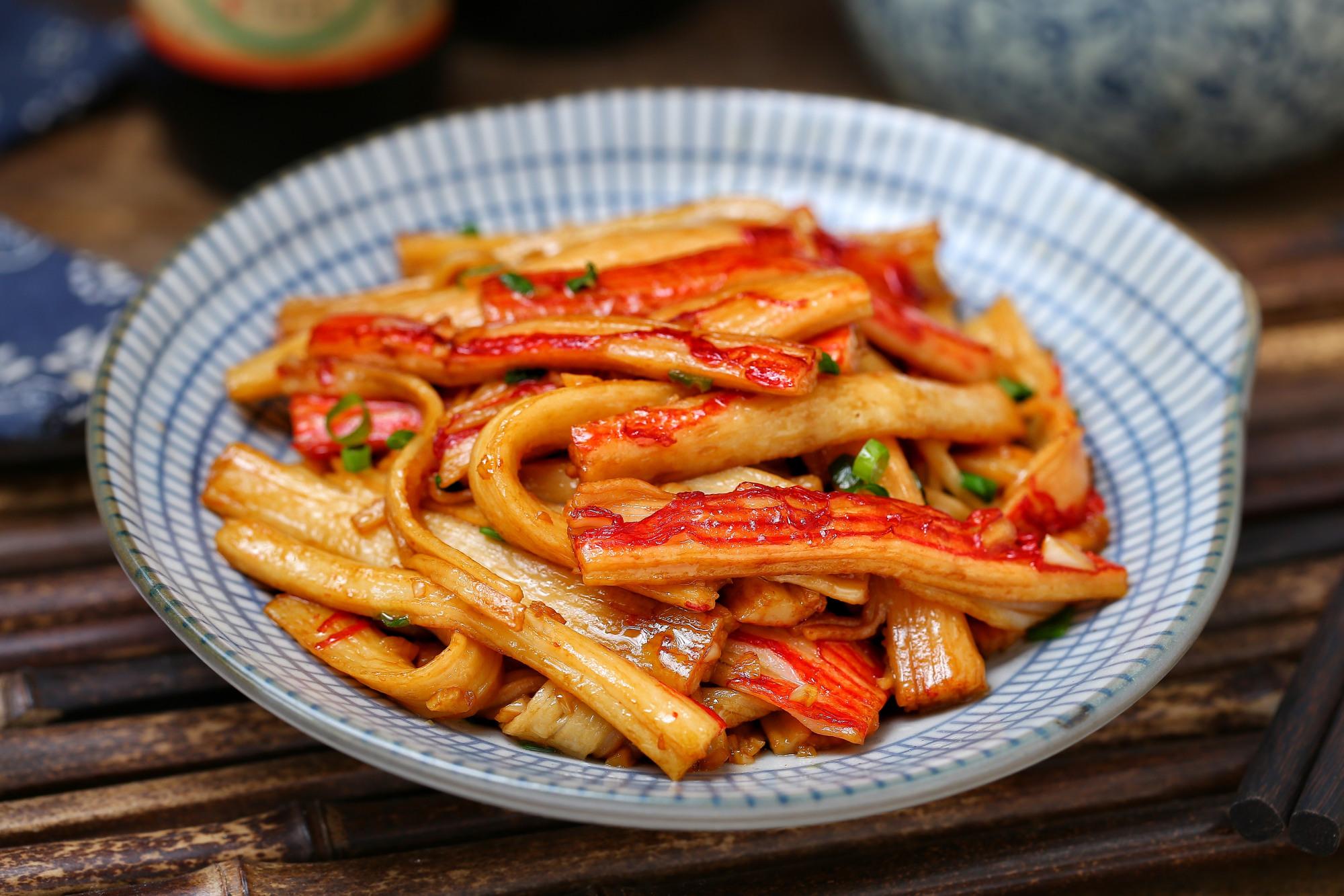 简单快手下饭菜,五分钟出锅毫无难度,口感鲜美嫩滑就是太费米饭 美食做法 第1张