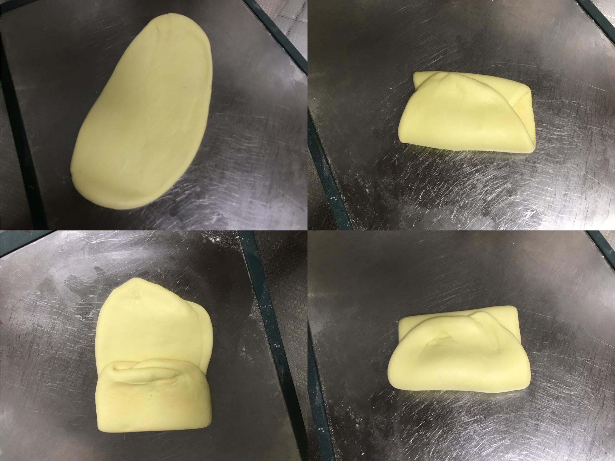 1碗面粉1个鸡蛋,网上很火的做法,易操作,松软香甜比面包好吃 美食做法 第4张