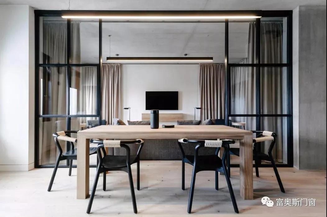 FUAOSI | 為家居每個空間選擇門窗