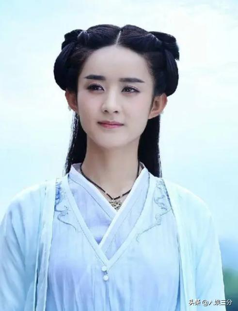 《花千骨》姐妹篇开机,杨超越穿便服亮相,气质却和赵丽颖不同