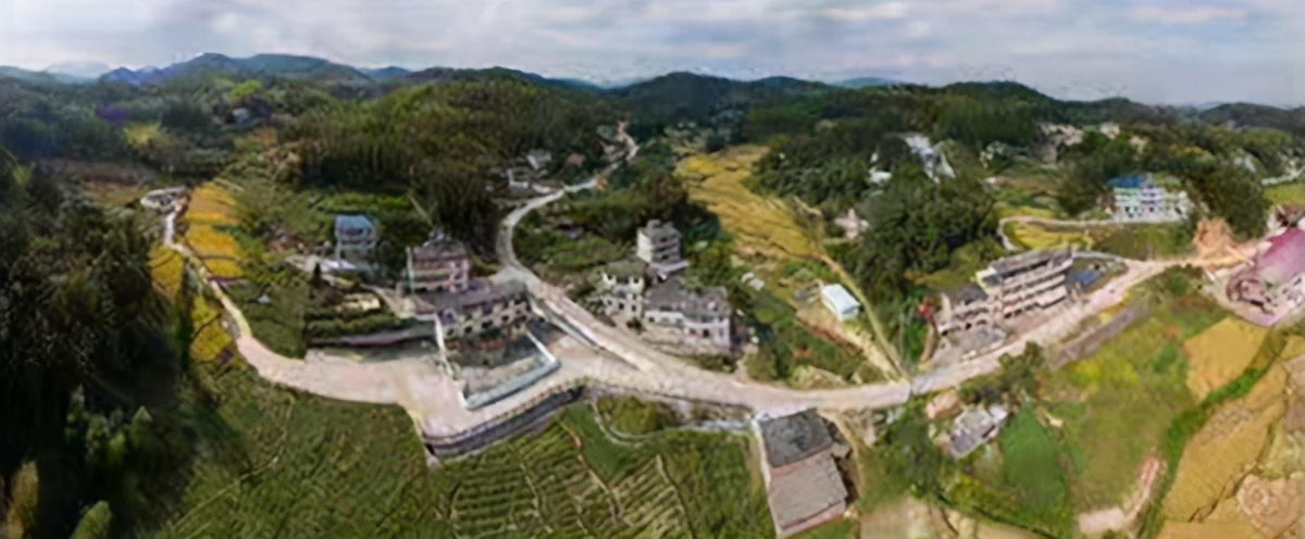 福建德化下寮村举行2021年学雷锋新春慰问活动