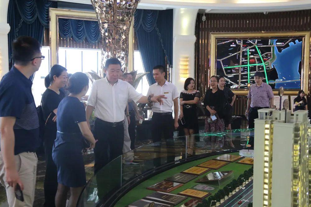 广东省物协考察团赴湛江市学习交流