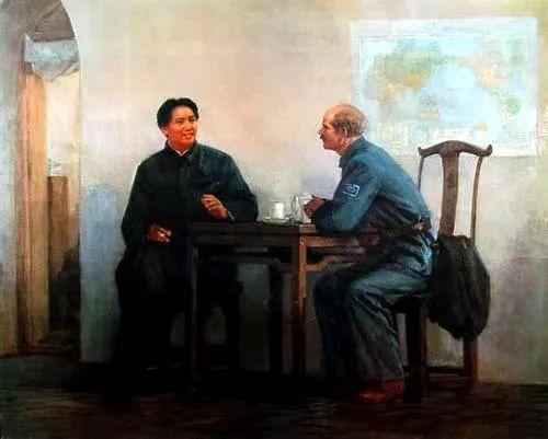 历史一瞬间:毛泽东被一面之缘的白求恩深深感动
