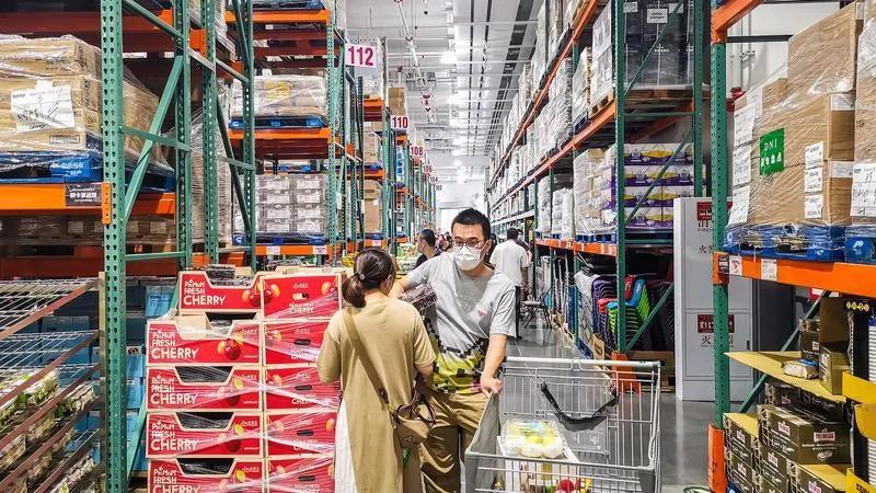 山姆旗舰店紧贴盒马肉搏,会员制超市三国杀激战正酣