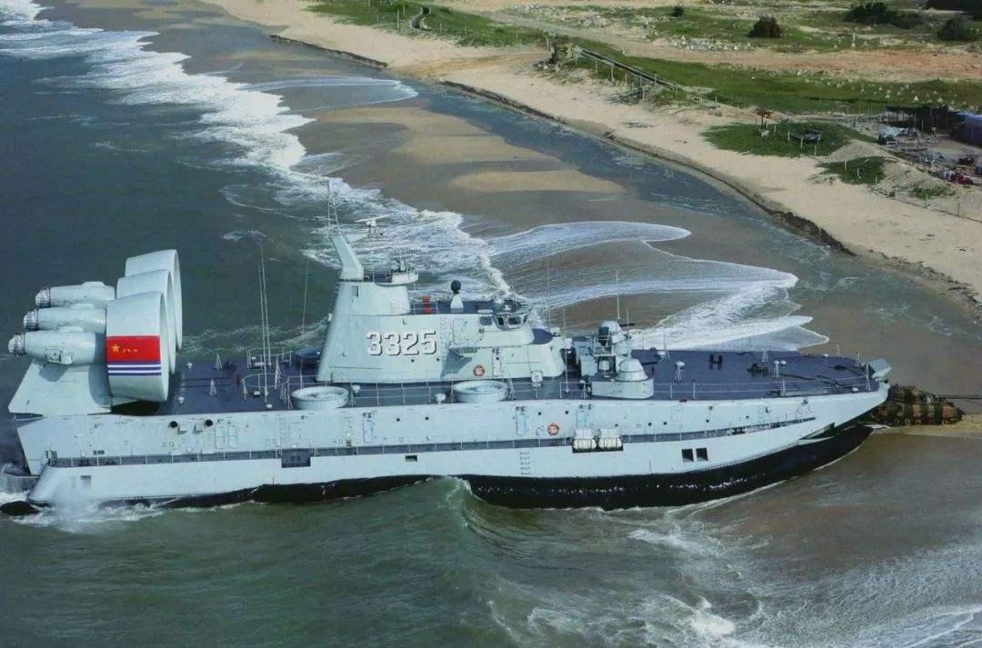号称世界最强气垫登陆舰,中国引进全套技术,为何建造两艘就停工