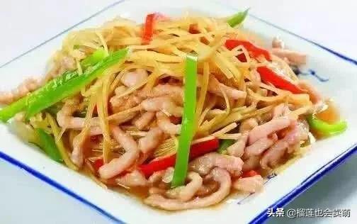 美食优选:仔姜炒肉丝、宫保豆腐丁、时蔬牛肉粒、红葱头鸡煲 美食做法 第4张