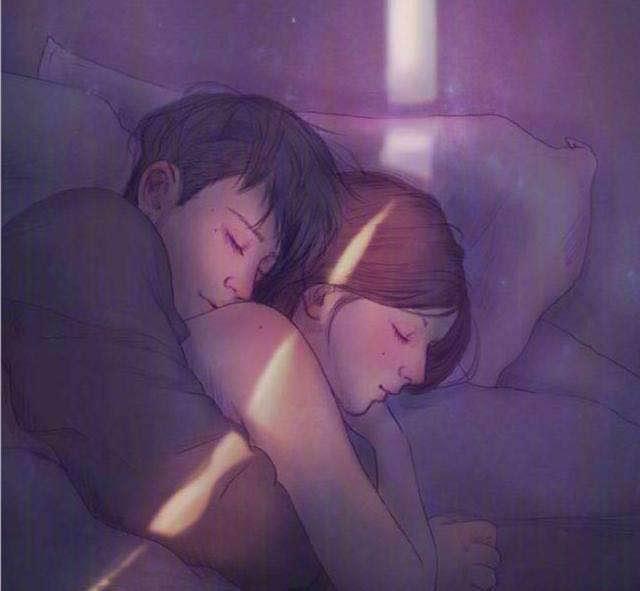 给女友很甜很撩的睡前小故事   甜甜的睡前小故事哄女友