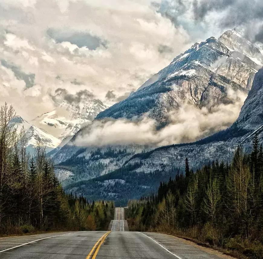 驾车穿越加拿大线路