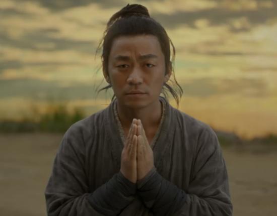王宝强演了一部功夫片,倪大红和刘昊然助阵,这阵容我太期待了