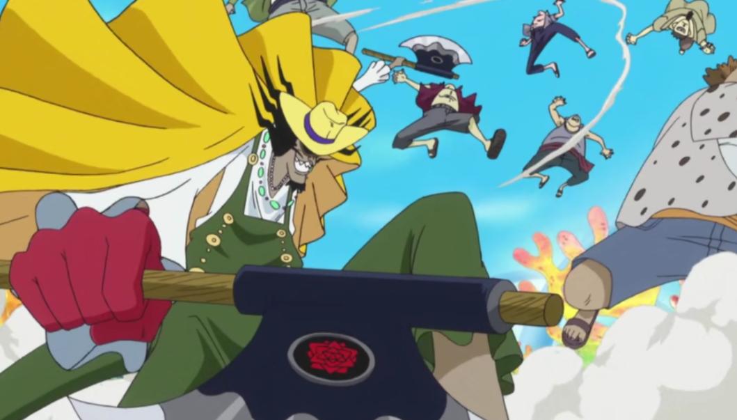 海賊王中這4顆未發揮全部威力,只因使用者太弱,其實潛力無窮