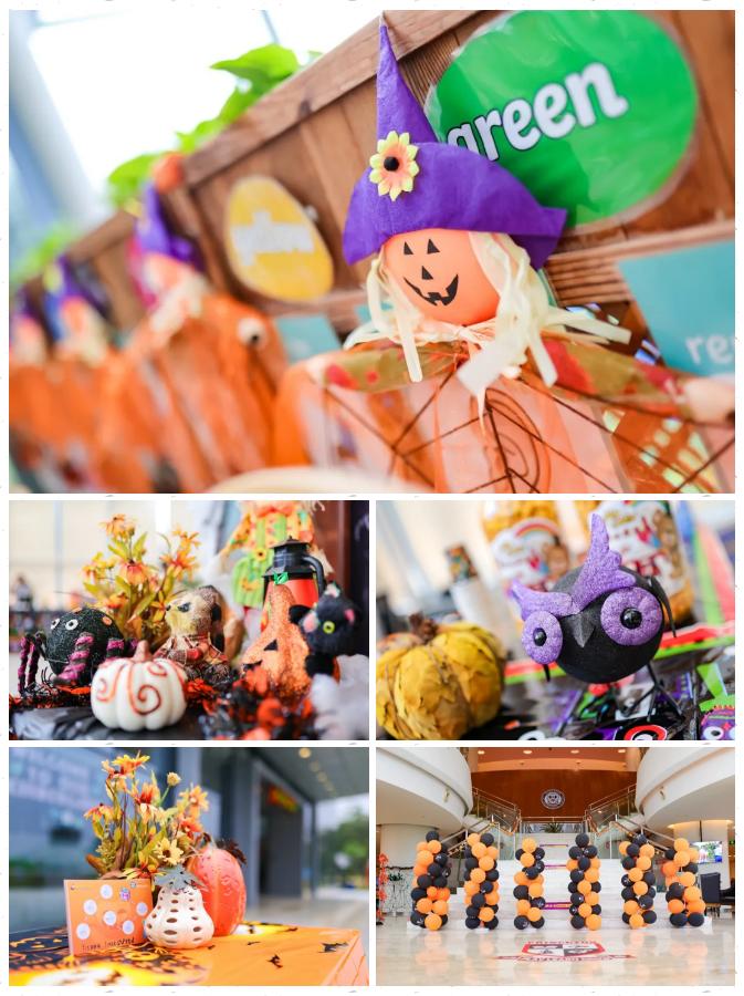 "Happy Halloween | 普林斯顿的 ""可爱鬼"",搞怪狂欢"