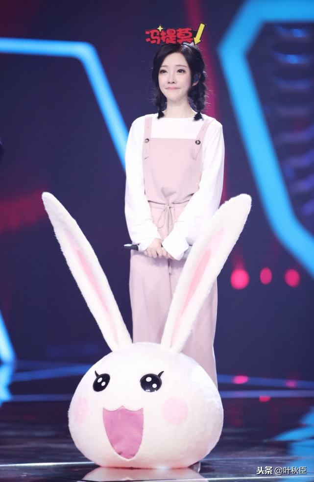 """冯提莫被张艺兴推荐引争议,其实她最大的问题是""""定位错误"""""""