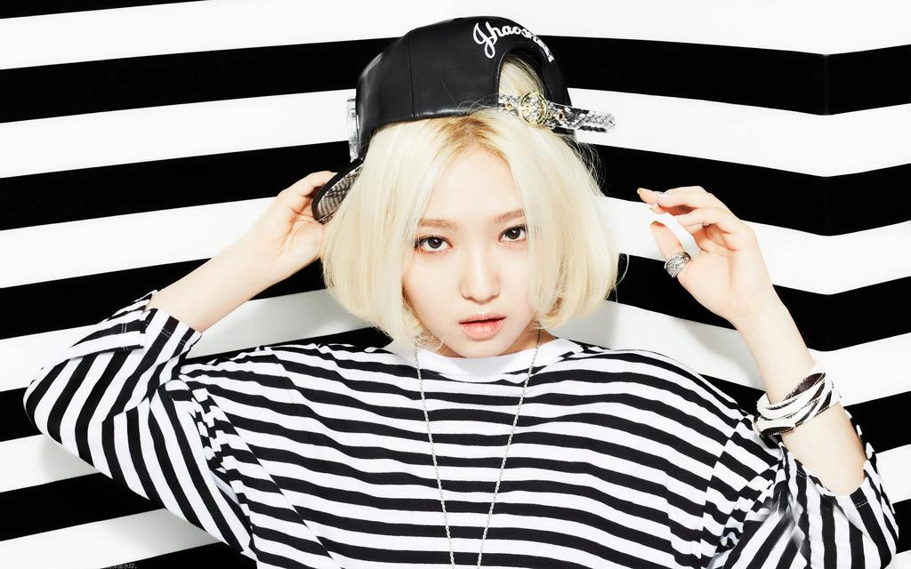 消失了5年后,Miss A出身的Min即将solo出道