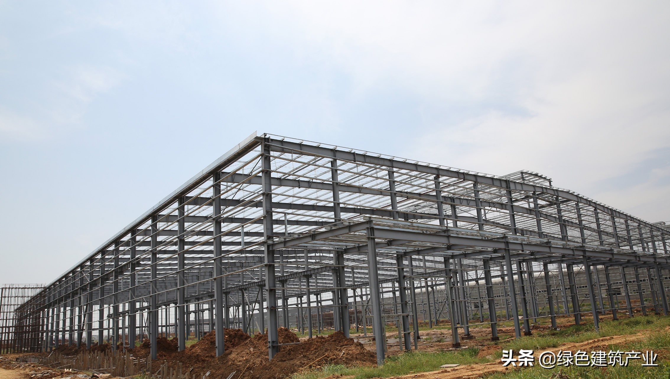 中普重工承建湖北润泛生物产业园二期工程项目