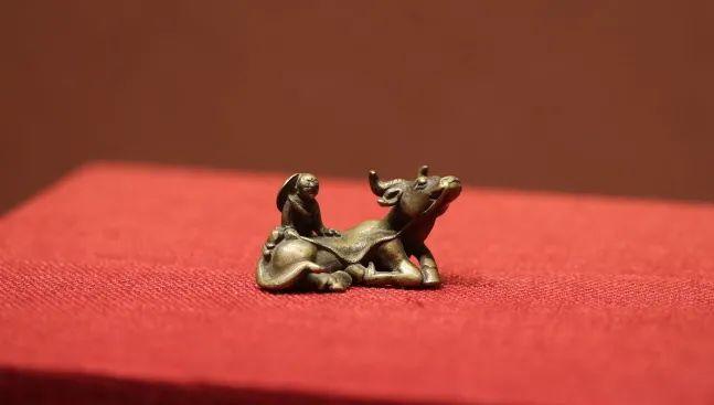 """""""牛""""转乾坤 祈福长安 ——辛丑(牛年)新春生肖文物联展(一)"""