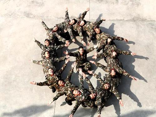 """武警<a href=http://www.cngansu.cn/ target=_blank class=infotextkey>甘肃</a>总队天水支队:戴好""""紧箍咒"""",常念""""安全经"""""""