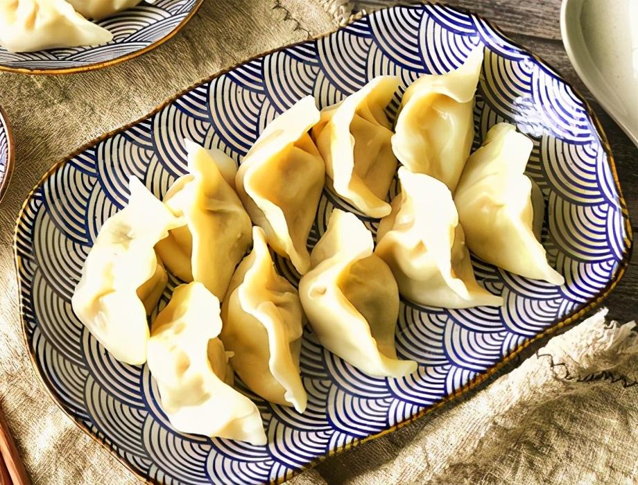 干豆角肉馅饺子的做法步骤图 比鲜菜做的还香