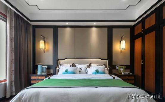新中式别墅装修:不一样的装修风格