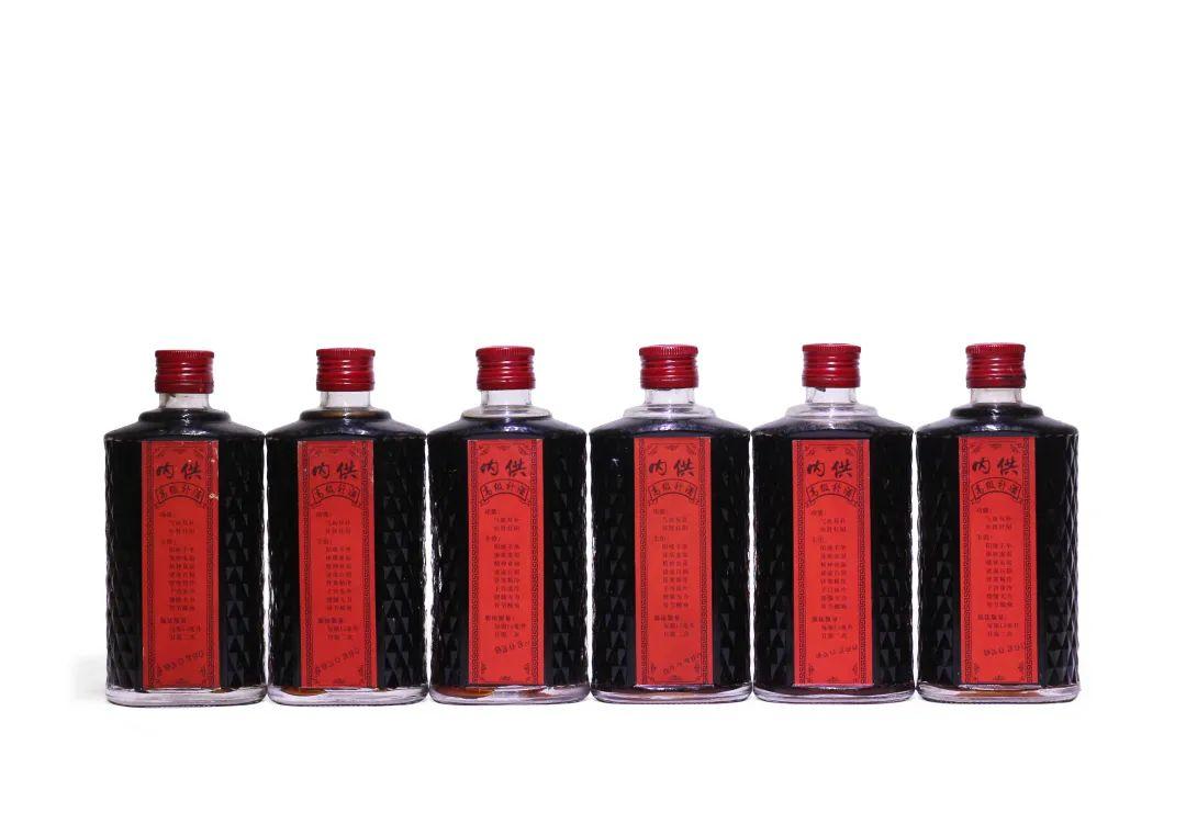 第五届网络拍卖会:阆风玄圃——黄酒、养生收藏品 温润滋补专场