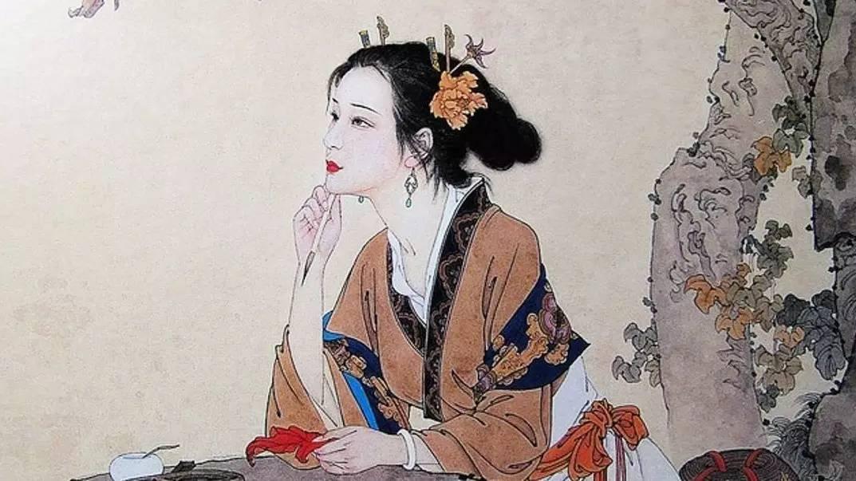 李清照哪些词体现了她的巾帼不让须眉?