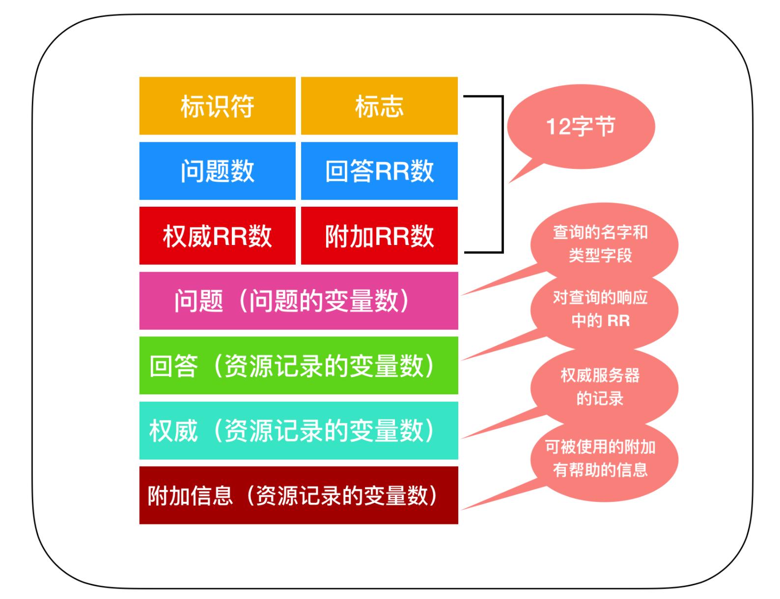 计算机应用层全协议梳理